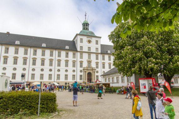 Marktplatz für Gottorfer Landmarkt